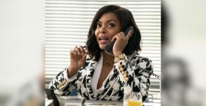 Ed Helms, Taraji P. Henson & Betty Gilpin Are Filming a New Movie in Vancouver