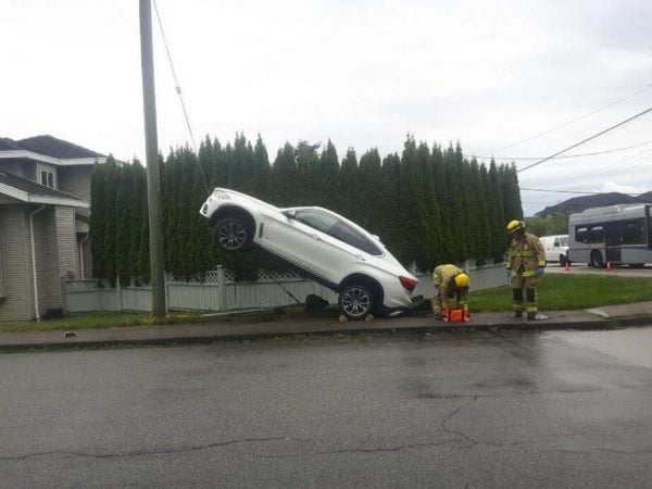 Burnaby Driver