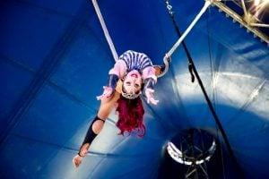 American Crown Circus Circo Osorio