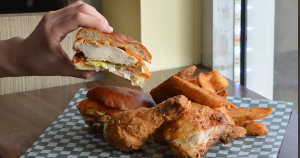 Win 1 Out of 2 $50 Gift Cards For A Fried Chicken Feast At HiFive Chicken Burnaby