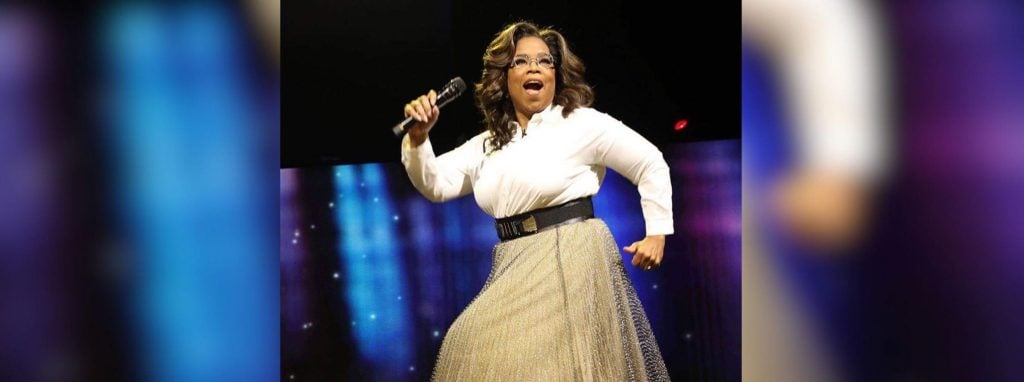 Oprah Inspired The Local Crowd In Vancouver Yesterday (PHOTOS + VIDEOS)