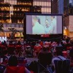 Summer Movie Nights on the Square Vancouver 2019