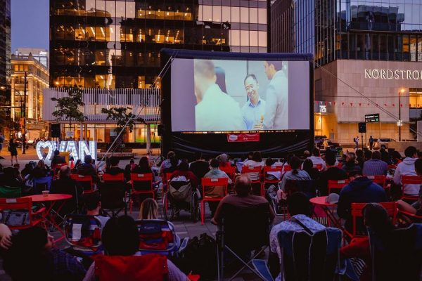Summer Movie Nights on the Square