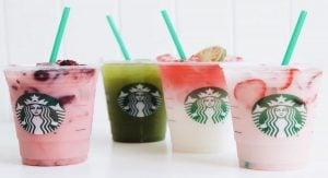 starbucks refreshers