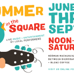 Wesbrook Village Summer in the Square 2019
