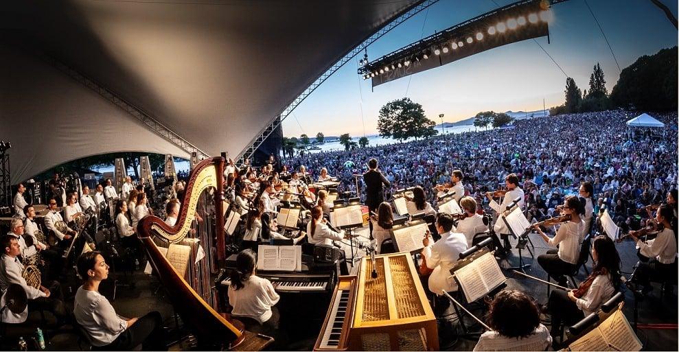Symphony at Sunset