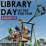 Library Day At The Fair At The PNE 2019