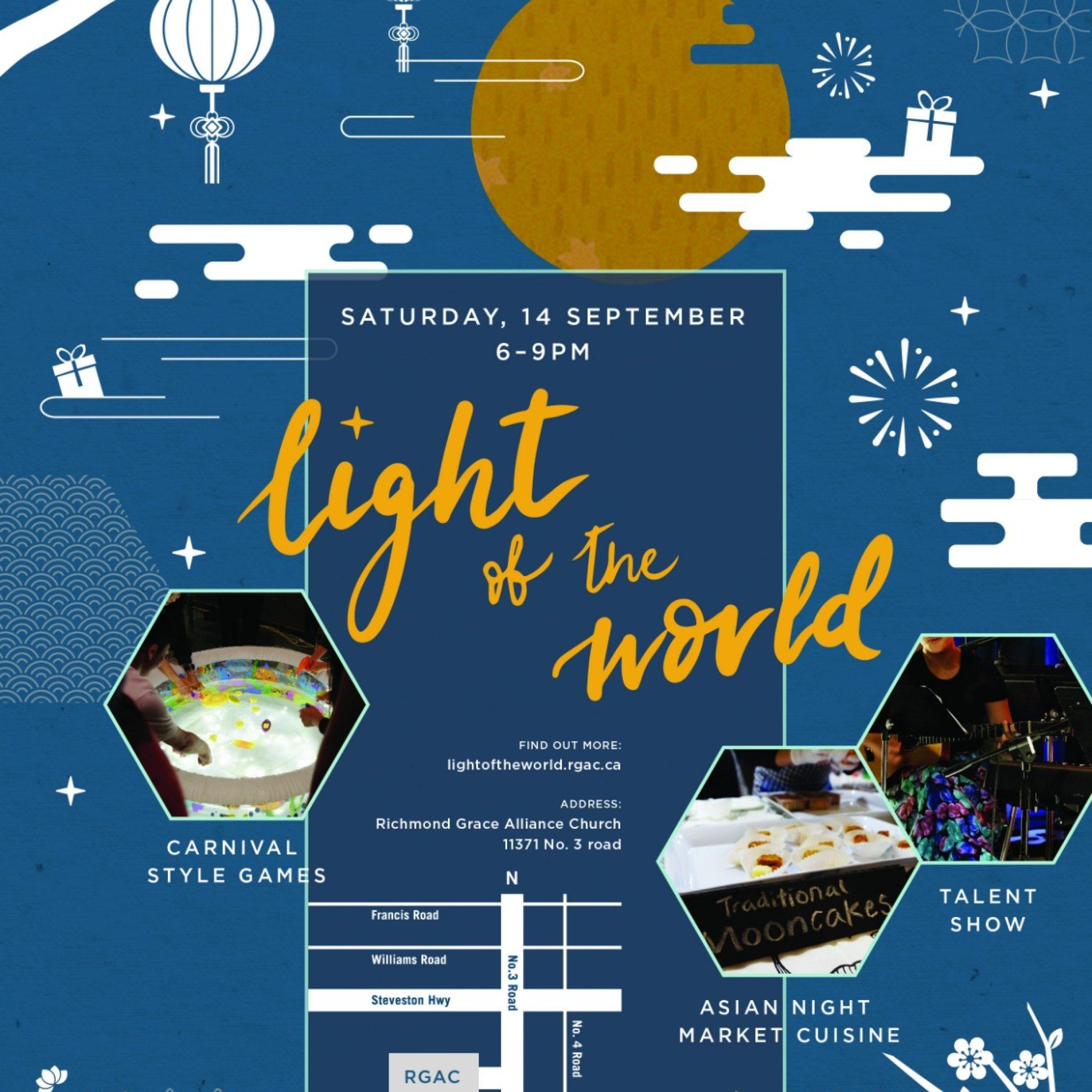 Light Of The World Festival