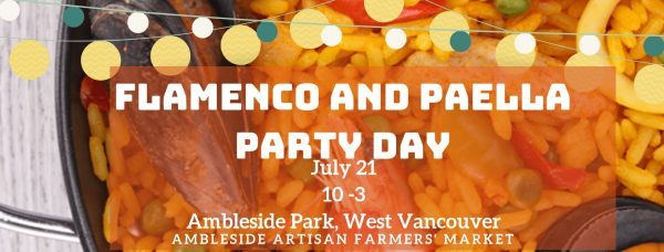 Flamenco Paella Party Day