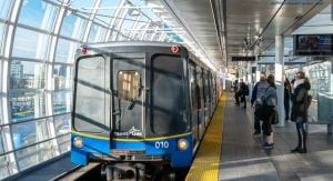 Vancouver Skytrain Stations