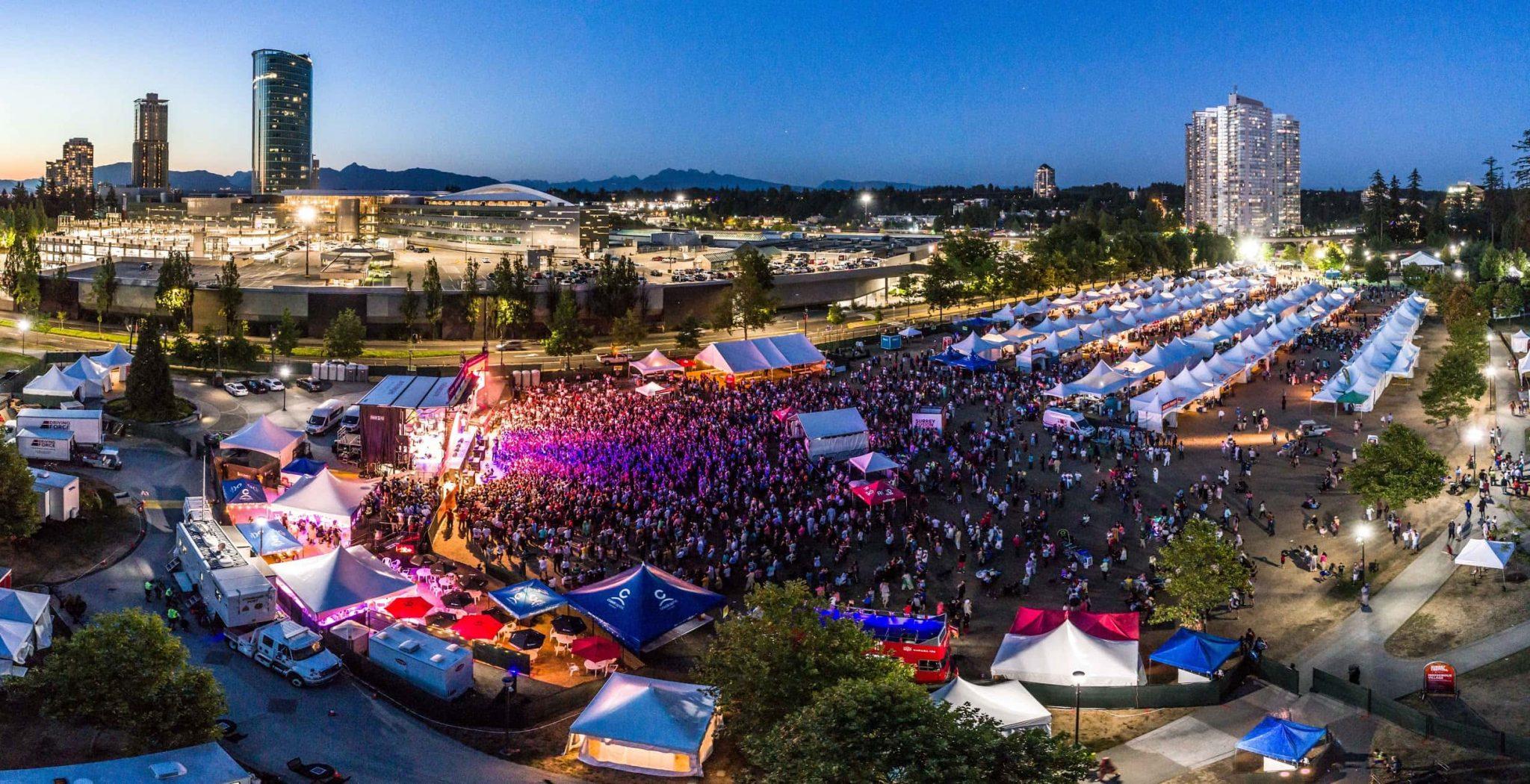 Surrey Fusion Festival 2019