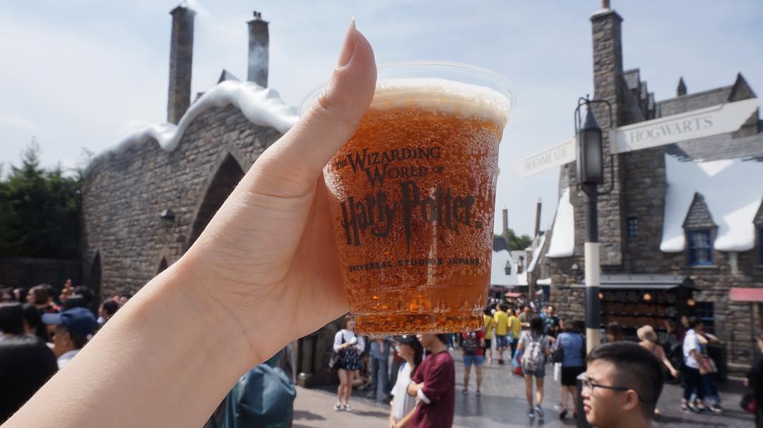 Harry Potter Inspired Beer Cider Cocktail Festival