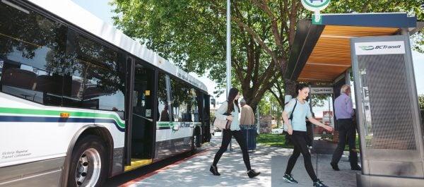 public transit in British Columbia