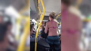 hate crime incident on a TransLink bus