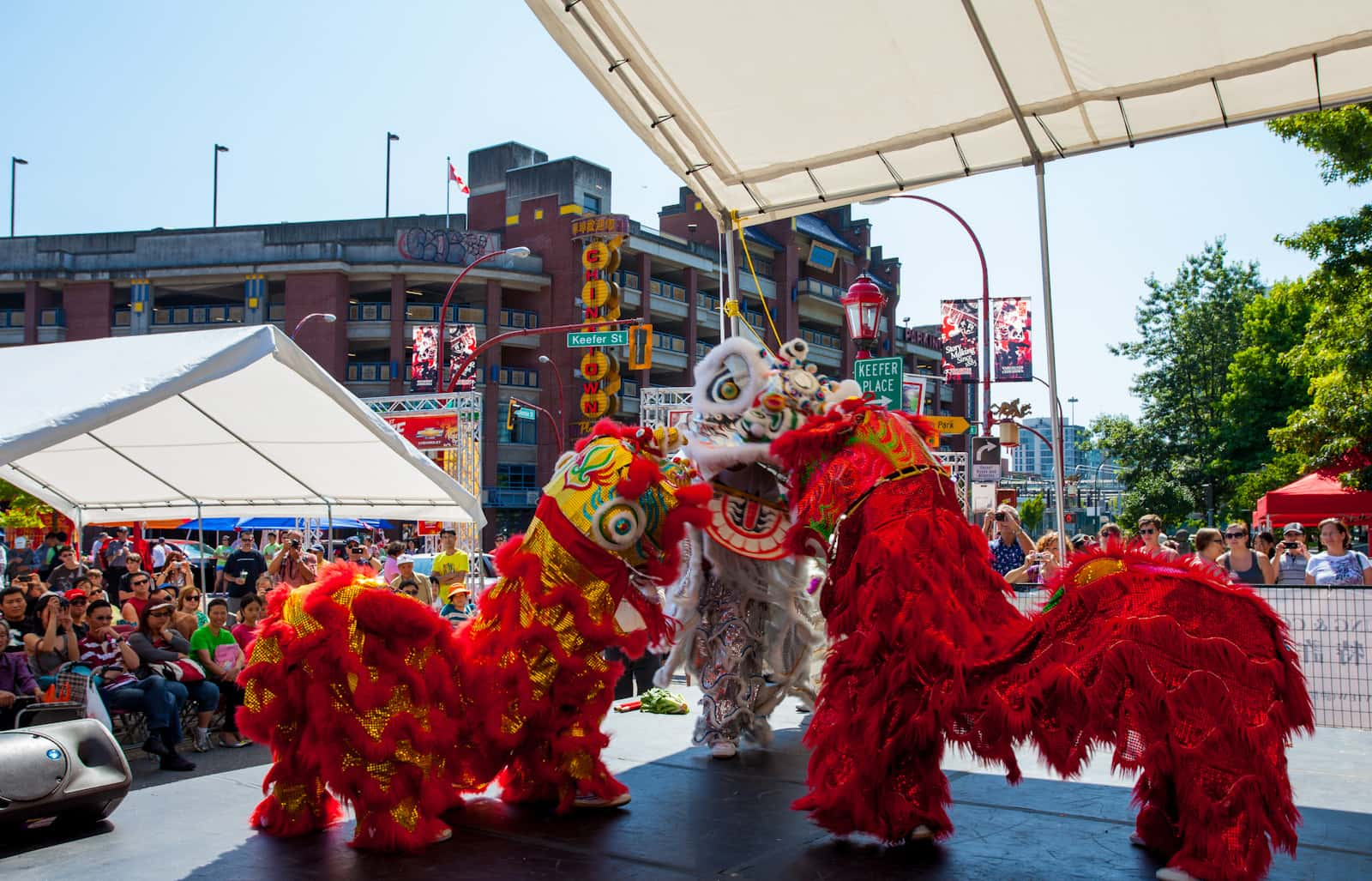 Vancouver Chinatown Festival