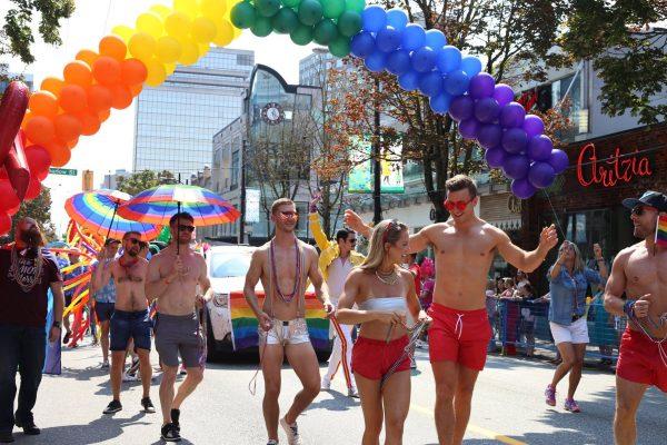 Vancouver pride events
