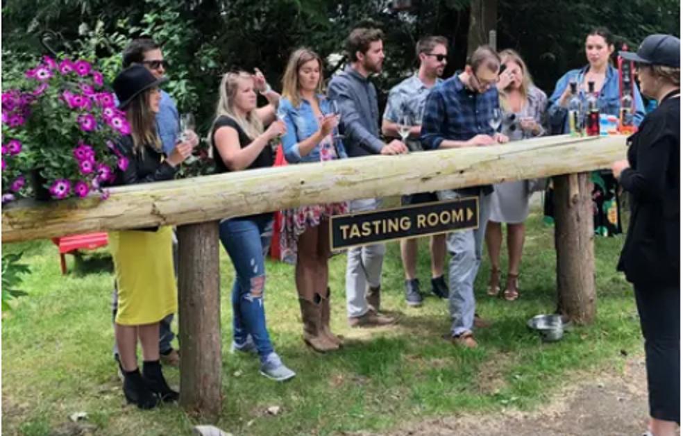 Fraser Valley Wine Tour