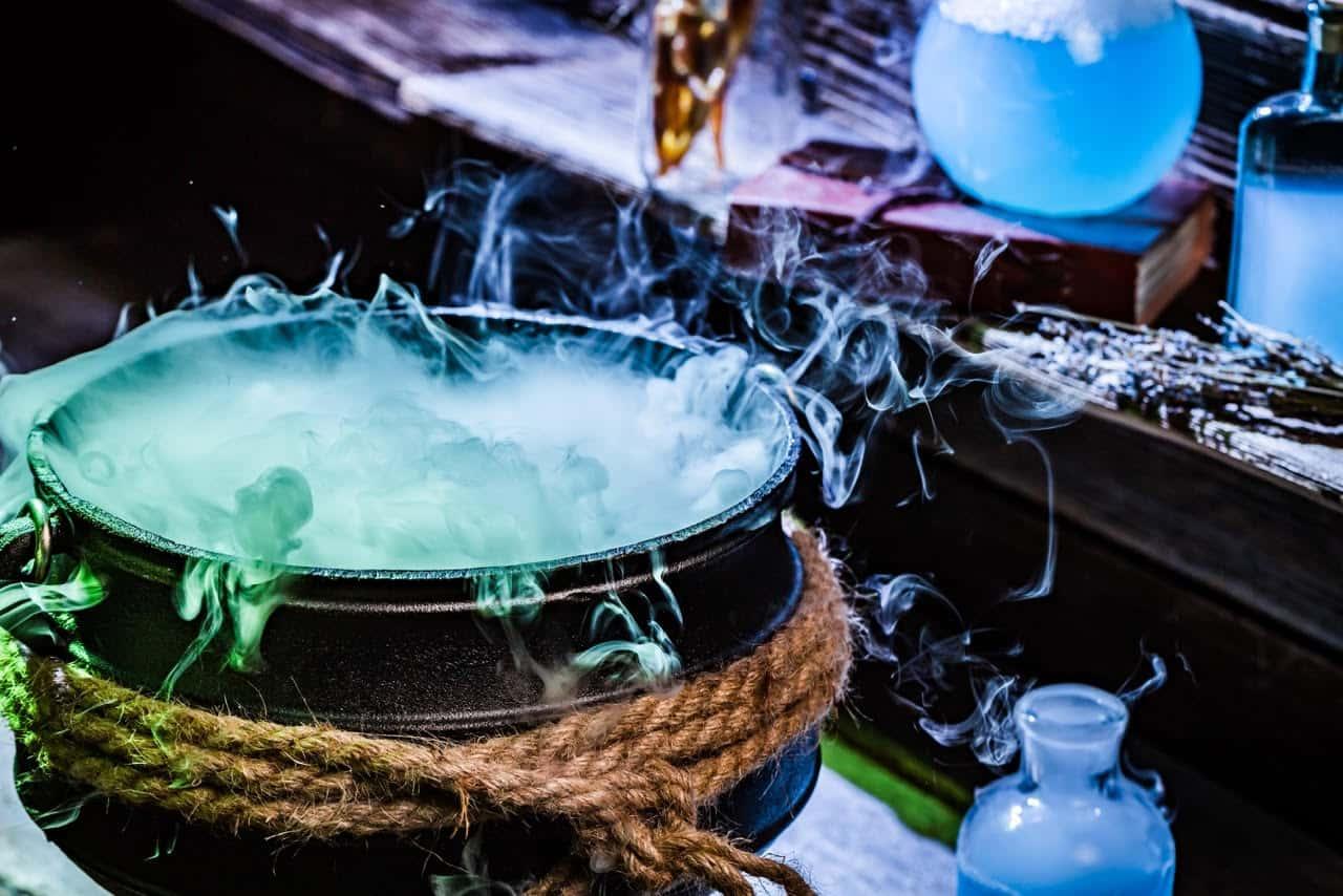 Wizard's Cauldron Bar