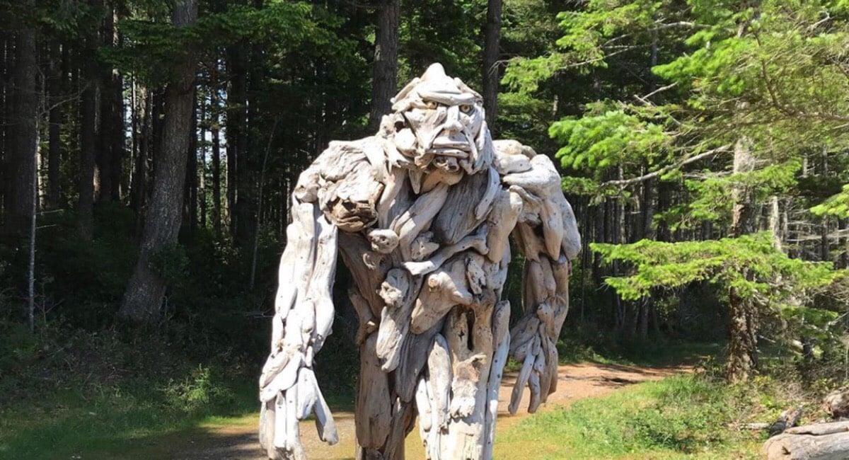 Driftwood Sasquatch