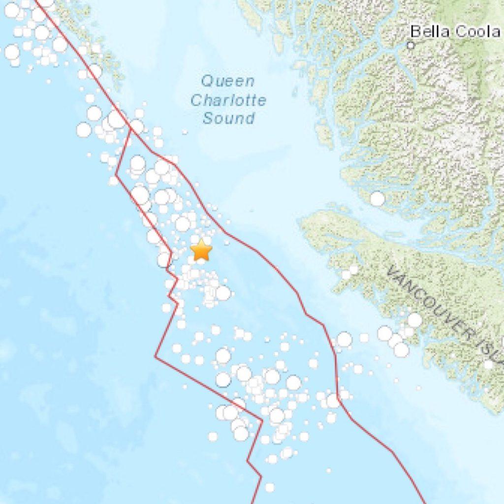 Earthquake B.C.