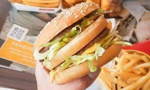 McDonald's Canada Big Macs