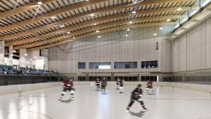 North Surrey Sport & Ice Complex