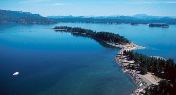 Rebecca Spit Marine Park