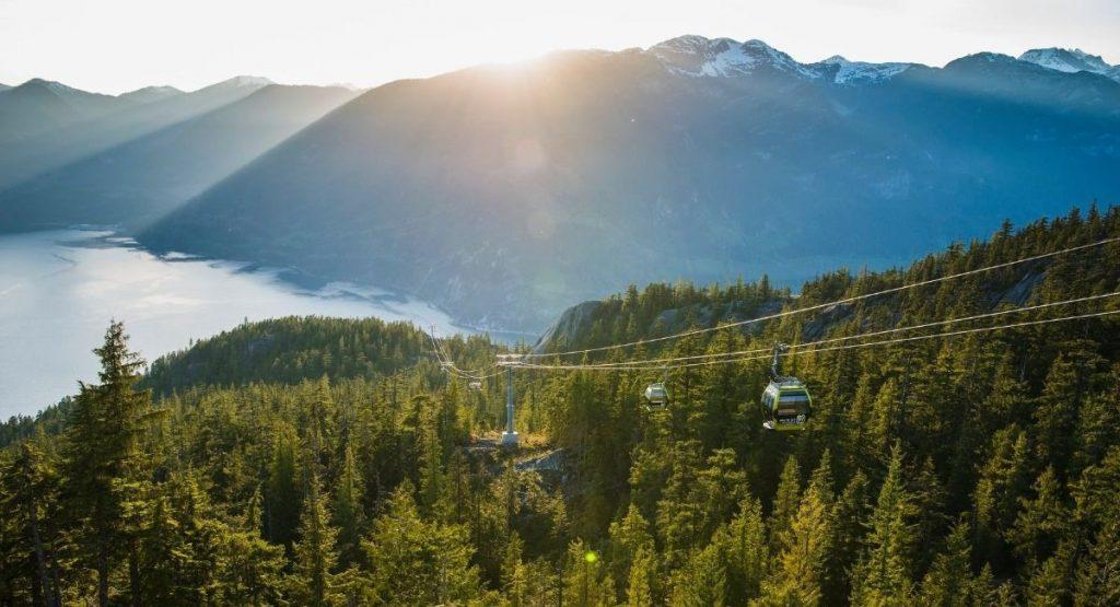 Sea To Sky Gondola Squamish