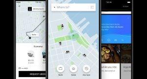 Uber Lyft Vancouver