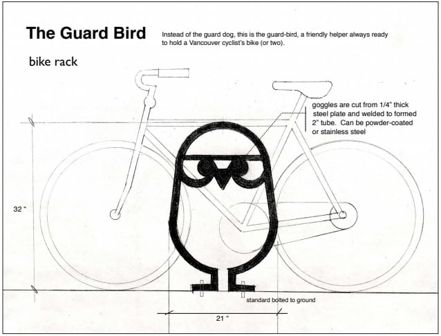 The Guard Bird