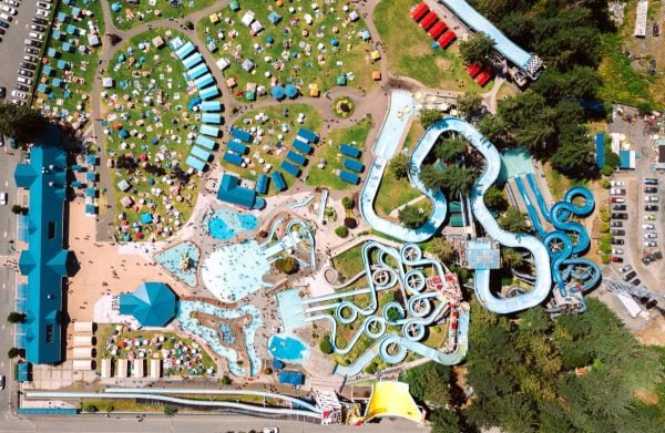 Cultus Lake Waterpark