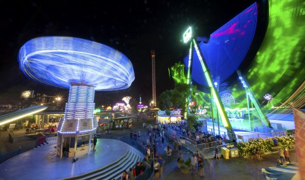 playland - pne entertainment attractions