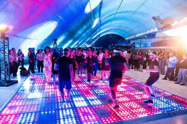 Vancouver Glow Party