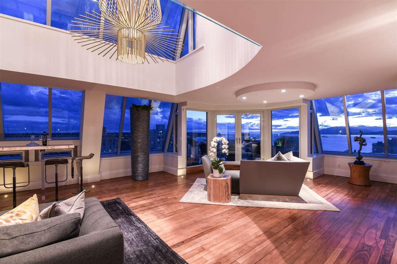 Harwood Steet Penthouse