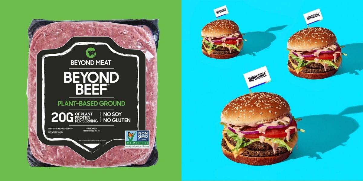 McDonald's Beyond Meat