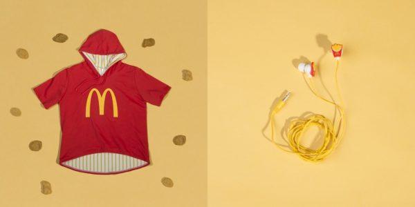 McDonald's Clothing Line