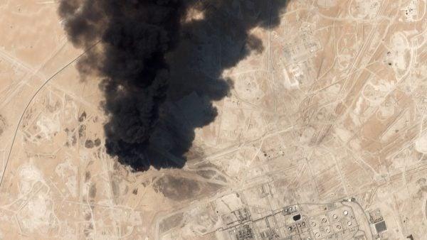 Saudi Oil Facility Attack