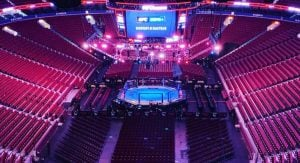 Scenes From UFC Fight Night Vancouver At Rogers Arena (VIDEOS)