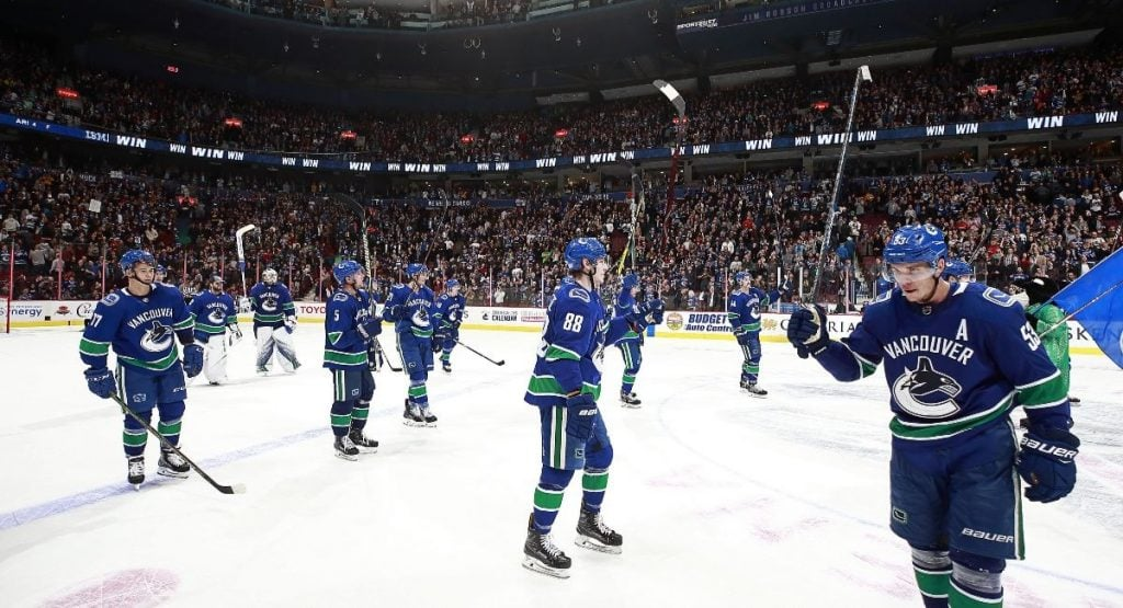 Vancouver Canucks 50th Anniversary