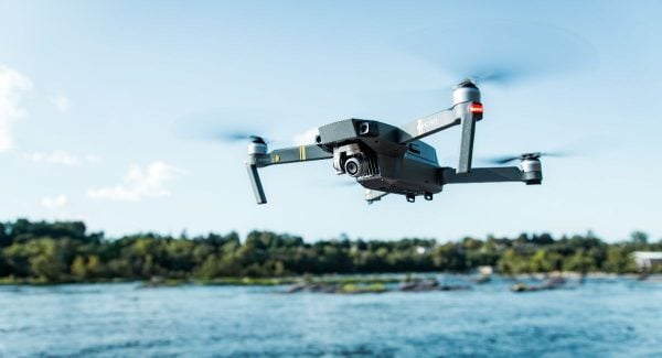 Vancouver Police Department Drones
