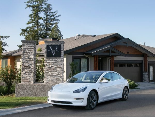 Viridian Homes Tesla Giveaway