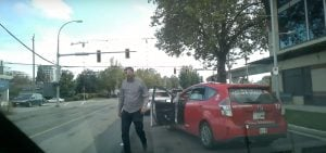 Vancouver's Worst Drivers - cab driver in Richmond
