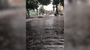 Flash Flooding In Vancouver