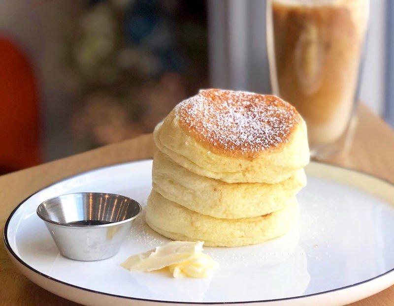 fufu souffle pancake