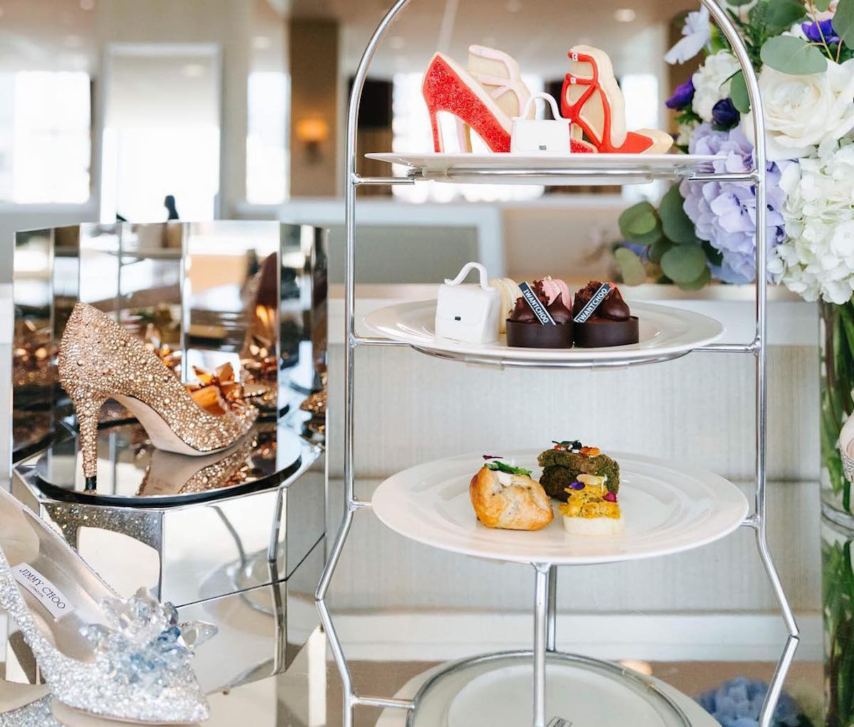 jimmy choo fairmont hotel vancouver