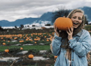 Pumpkin Patches In BC