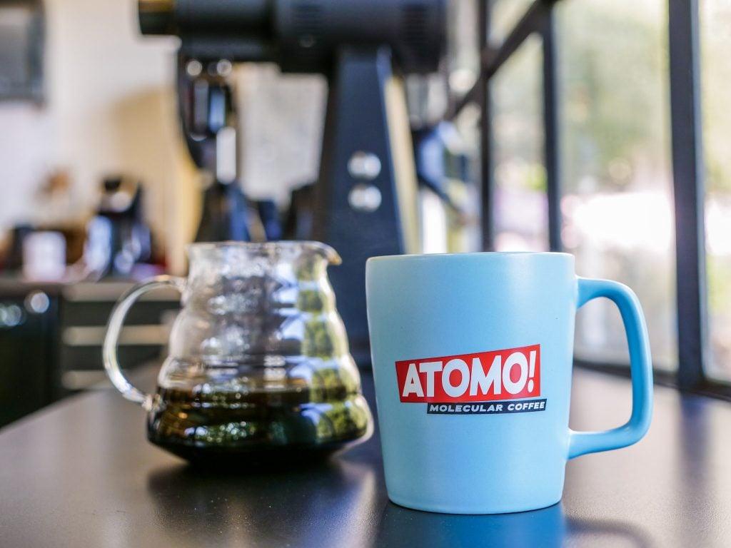Atomo Coffee Beyond