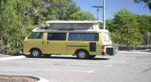 Ban on Camper Vans