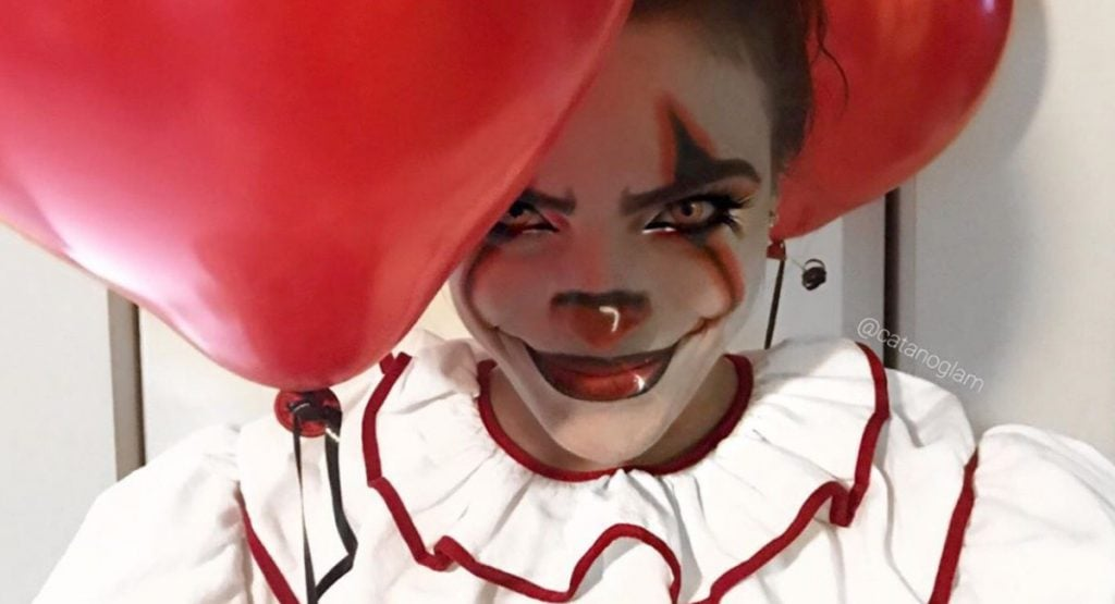 Google Canada Most Searched Costumes - Pennywise Clown