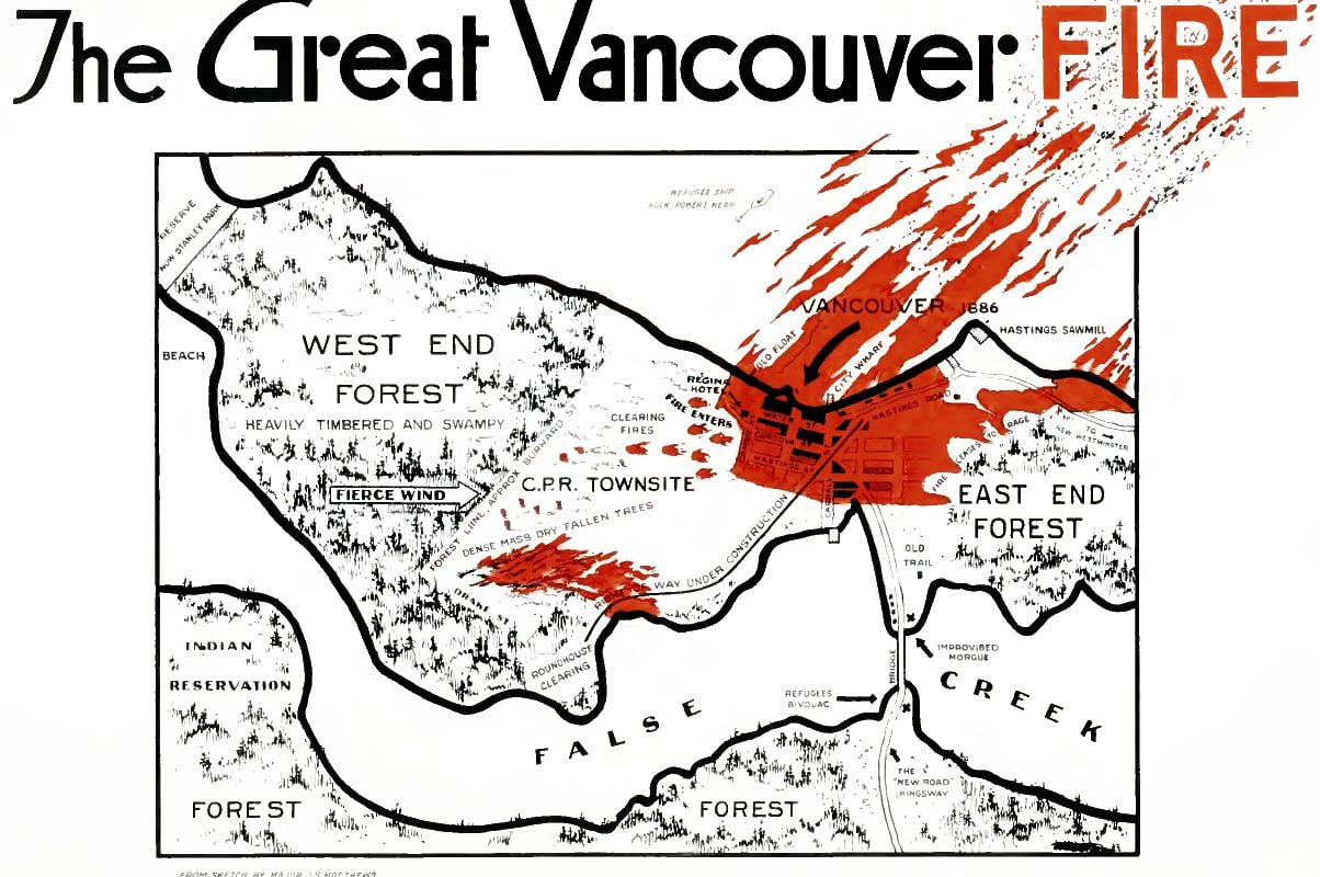 Great Vancouver Fire